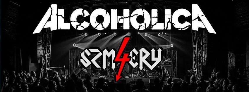 ALCOHOLICA + 4 SZMERY - 19.6.2021