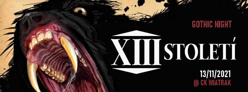 XIII STOLETI  - 13.11.2021