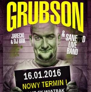 GRUBSON + JARECKI + Dj BRK + SANEPID - 16.1.2016